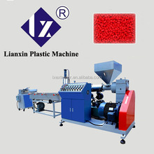 Film Recycled Plastic pelleting making machine extruder