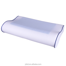 Trade Assurance Manufactory On-Time Shipment Order-made Contour Bedding Memory Foam Pillow with Cooling Gel