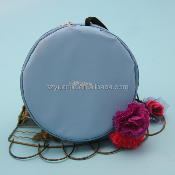 personalized leather single cd case with zipper