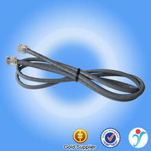 6P6C crystal head cat 5 cable connecting cable