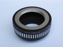 M42 Screw Lens To Micro 4/3 G1 GH1 GF1 E-P1 Adapter ring
