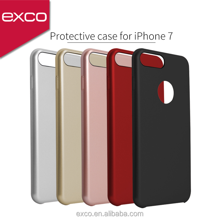 EXCO eco-friendly material PC manufacture china magnetic cell phone case cover for iPhone 7