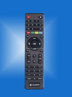 good quality infrared tv dvb satellite receiver remote control QMAX for Egypt market