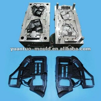Plastic Molding with PP