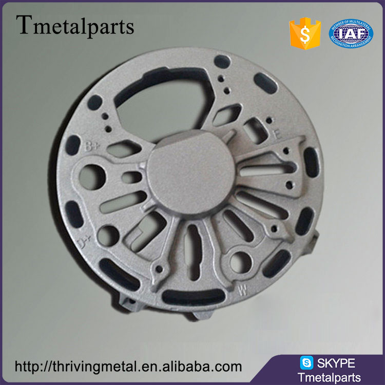 High precision die casting parts/machining parts/auto spare parts