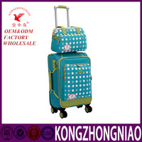 school trolley luggage/top brands travel luggage bags for young people