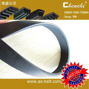 Rubber v- ribbed belt PK belt 9PK4145 For GERMAN CARS