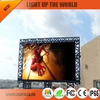 xxxx Movies P10 Outdoor Led Display In Grenman Ali for sale