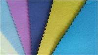 Hot Sell High Quality Knit Solid Dyed DTY Garment Fabric Polyester Scuba Fabric Manufacturers