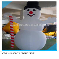 giant inflatable Christmas decoration holiday inflatable snowman