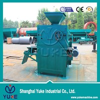 Professional factory made charcoal briquette machine/charcoal briquetting press extruder machine