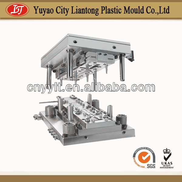 2011 INJECTION PLASTIC MOULD (2013)
