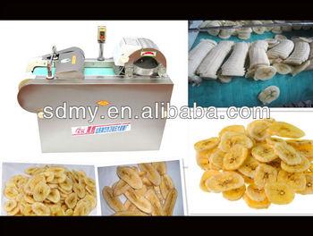 Vente chaude plantain banane croustilles machine buy product on - Machine a chips maison ...