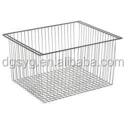 Sliding Basket Trolley (Double Bay)