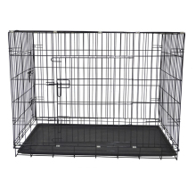 42'' Metal Folded Dog Cage dog pet squirrel cage MHD004