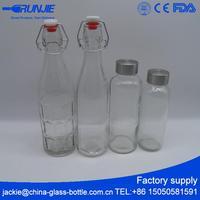 USA Market Well exported flat water bottle