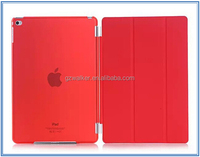 Christmas Deal Low Price High Quality PU Leather Smart Case Cover for ipad air ipad air 2