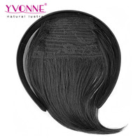 Synthetic hair bangs, remy clip in hair extension bangs