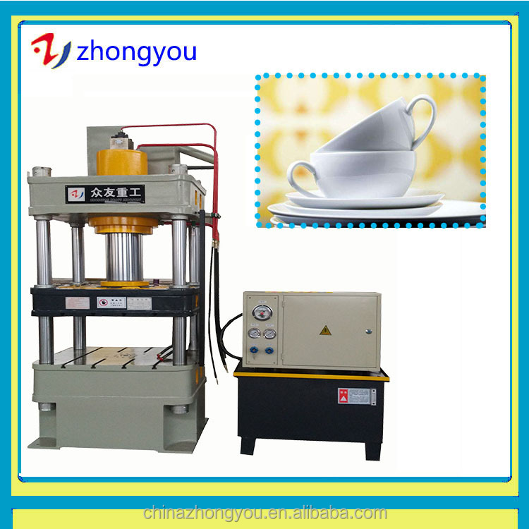 hydraulic melamine machines tableware making for dinner set