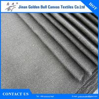 Waterproof Heavy Duty Thick Poly Cotton Canvas Fabric