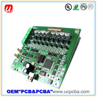 Competitive Price Large Capacity Multilayer 94V0 FR4 PCBA EMS In A Quick Turn