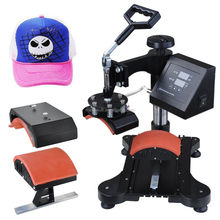 Sublimation plate cap heat press machine sublimate you own design
