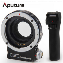 Aputure DEC LensRegain Follow Focus Aperture Wireless MFT Lens Adapter for Canon EF