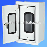 waterproof electric meter box/outdoor meter box ip65/ Metal enclosure