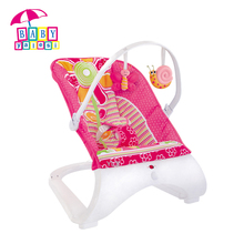 Baby rocker chair comfort curve bouncer fisher baby swing with vibration