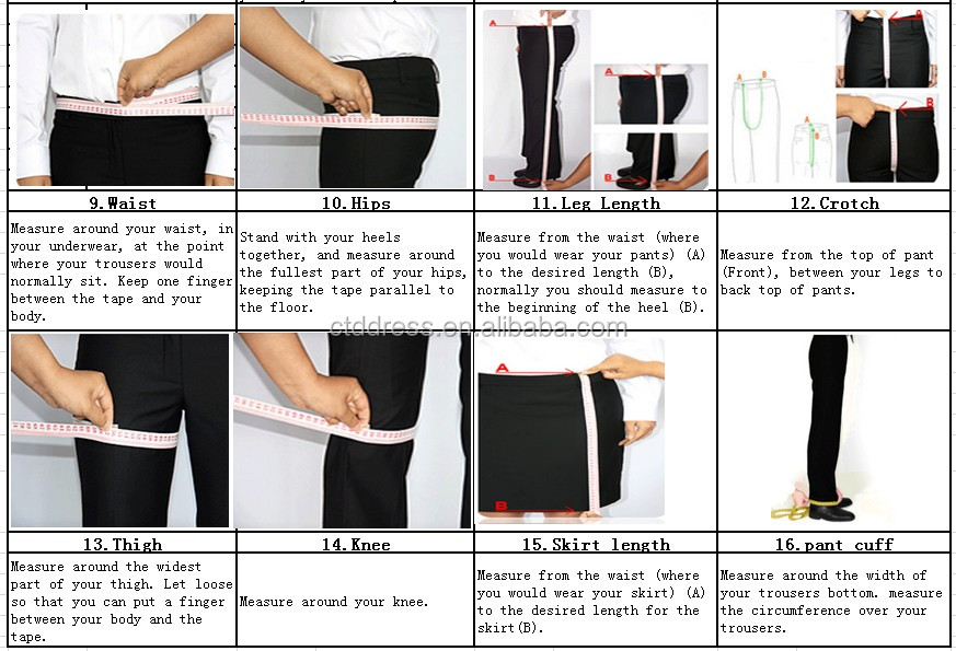 how to measure women pants.JPG