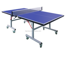 indoor folded & movable children small size table tennis table / Pingpong equipment