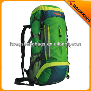 2015 50L hiking bag outdoor bag camping bag