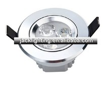 Best quality adjustable recessed ceiling led down lamp 3w led ceiling spot light 3watts led ceiling mount light factory 5w 9w