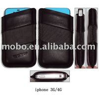 Leather case for iPhone 4/4S