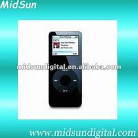 Real 2GB 4GB 8GB 16GB 2.8'' Fashion Style USB 2.0 Touch Screen PMP Media Player MP3 MP4 Player with FM Radio DV Digital Camera