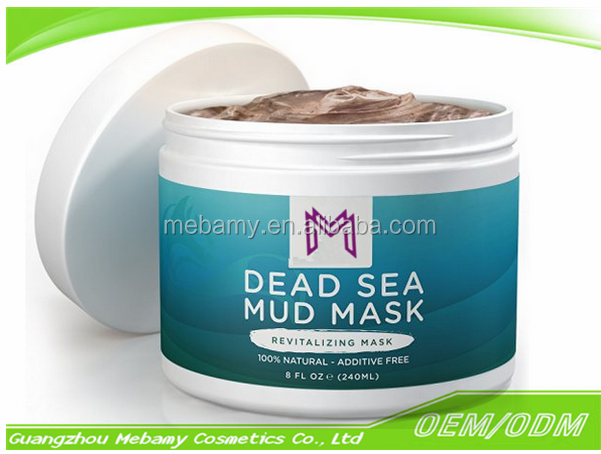 The best natural magnetic dead sea with salt mud mask in bulk