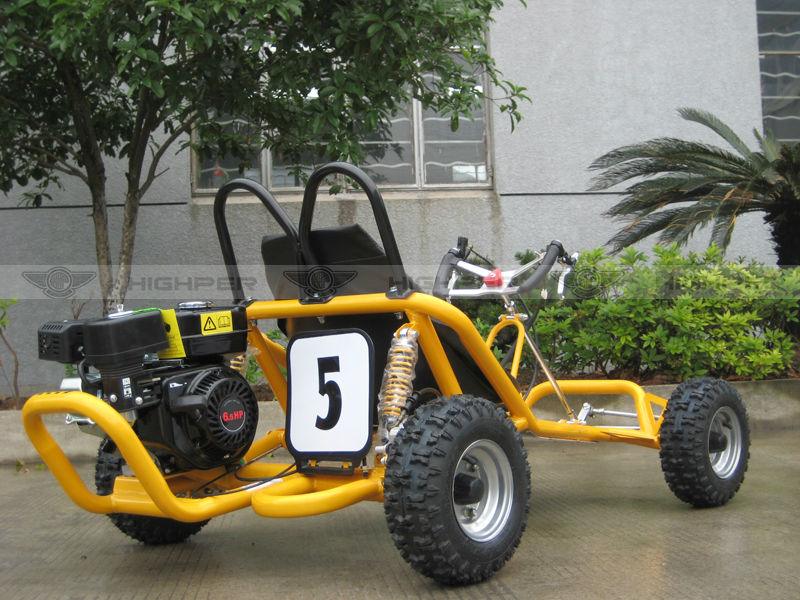 196CC Mini Gas Go Kart Single Seat(GK160B)