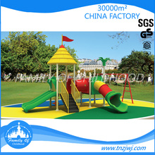 Playground Manufacturer Children Outdoor Playground Houses Small Play System