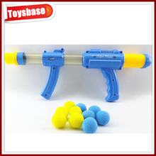 Play sponge ball gun for kids