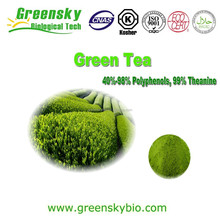 Natural Jasmine Green Tea Extract