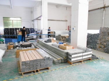 Aluminum Cutting Workshop