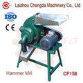 CE poultry animal feed hammer mill with 2.2 3 kw motor