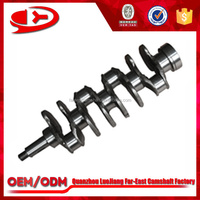 Standard Casting Crankshaft For HINO W04D Engine 4 Cylinder with hot sale