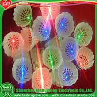 LED Flash Lighted Badminton Shuttle Cock