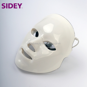 HONKON SIDEY Best Skin Rejuvenation Acne Treatment Face Photon Led Beauty Mask for Home Use