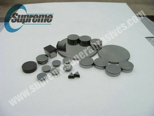 Diamond cutting tools PCD and PCBN blanks