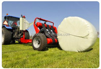Plastic Bale Wrap Film for agricultural packing