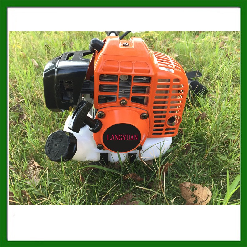 Hot selling 41.5CC HUS443R gasoline brush cutter grass trimmer