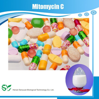 Factory supply Top Quality 100% Pure Mitomycin C Mitomycin C sterile CAS No. 50-07-7