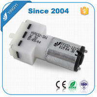 dc motor air pump 3v long lifetime circulating pump 4~8M,flow rate 8~12L/min